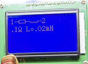 Transistor tester Mega328 measures ESR, Capacitor, Mosfet, diode, thyristor, coil, resistor, LCR meter