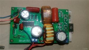 DC/DC регулятор тока и напряжения. Christmas2019, +500 Beans