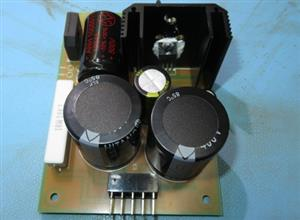 Supply voltage filtration for Tubes amplifier