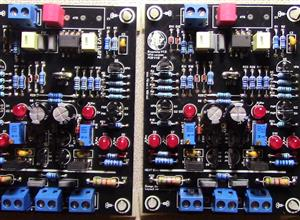"Audio amplifier IPS driver board The Greenamp V1.2 final design by Pete ""Ostripper"""