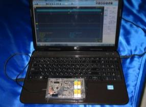 USB Осциллограф клон instrustar isds205A плата от ZuuM, Clon 205 oscill