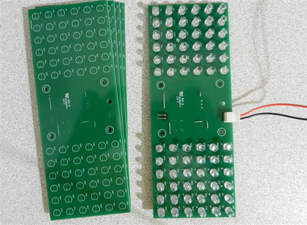 Programmable Police LED Flasher Using an STM8 - Share ...