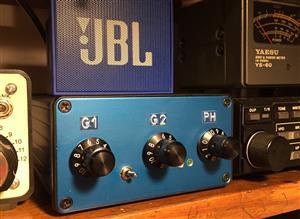 DK9NL Noise canceller , QSO Labs Version