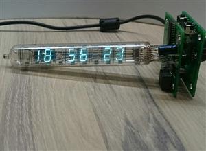 часы на лампе ив 18  clock on the lamp IV 18  two bord