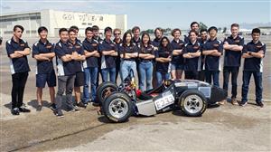 Caltech Racing Motor Controller