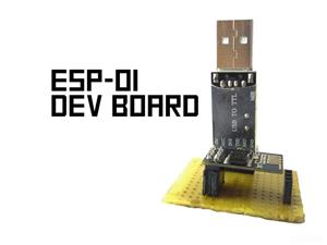 Mini ESP-01 Dev Board