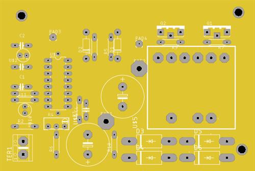 Powerful 200W inverter 12V to 220V