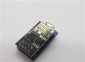 WiFi ESP-01 Bug