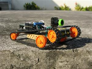 DIY Phone Controlled FPV Rover