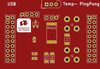 temp and pingpong PID board
