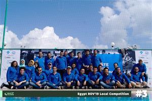 Crocomarine ROV team