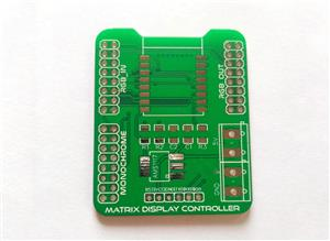 LED Matrix Display Driver