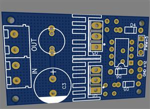 Arduino Controlled DC-DC Buck Converter