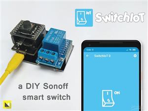 Make a DIY Sonoff Smart Switch Use Android App