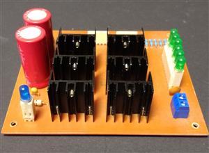 Fuente de poder AC/DC regulable LM78XX de 5V a 24V x 1.5A