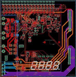 WUFR20: Power Distribution Module