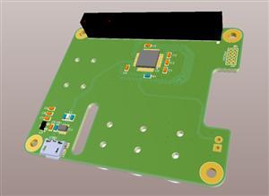 Xbox Raspberry Pi Development PCB