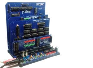 Computadora Didáctica SinapTec (Entrada / Salida)