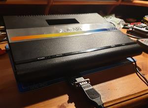 Atari 7800 Mega Drive adapter