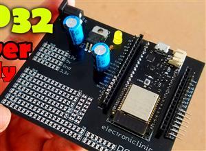 ESP32 Power Supply