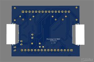 PreAmp Crest Audio 9001