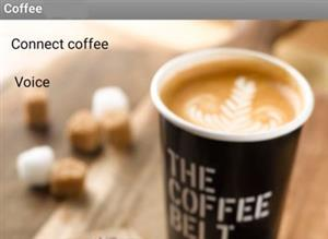 Auto Coffee Machine Bluetooth Arduino + Android App
