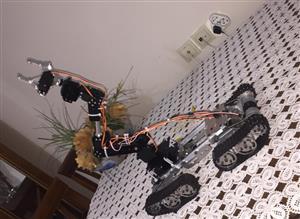 Paletli Robotkol