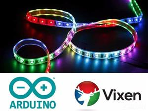 How to Configure NeoPixels Using Vixen Lights and Arduino