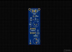 Voltage detector DIY Prototype