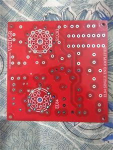EL84 single end amplifier