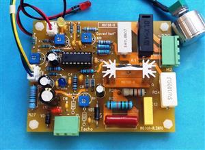 The basic regulator on TDA1085 ( power capasitor).