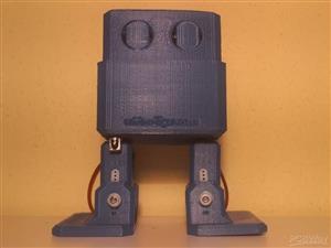 DIY IR Control Otto Bot