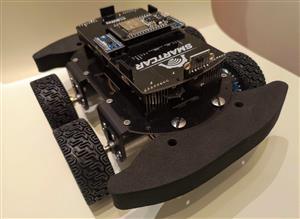 Smartcar - Modules board