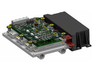 Axiom: 100kW motor controller