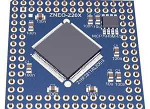 ZNEO CPU board for Z20X Computer