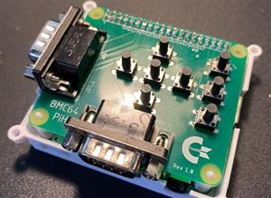 BMC64 IO Hat for Raspberry Pi