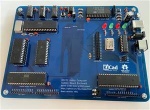 65C02 Hobby Computer