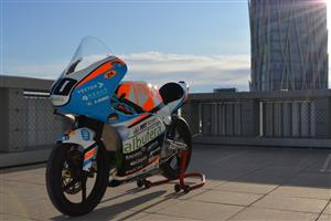 ePR02: The Electric Racing Motorcycle