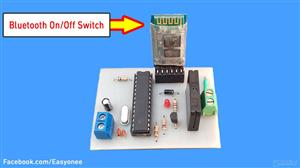 how to make Remote Control Bluetooth Light Switch | remotexy