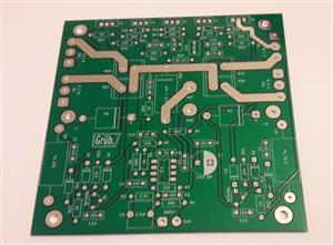 PA 300 amplifier board