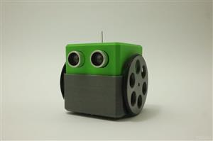 Drawing Turtle Robot - version Arduino Nano