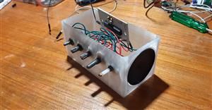 Arduino Atari Punk Synth
