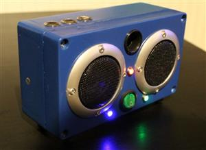 BassOwl Lite - HiFi Stereo Bluetooth Speaker