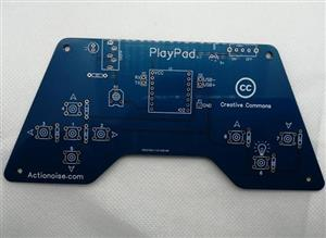 Playpad for actionoiseboard