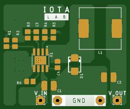 MP1584EN Board