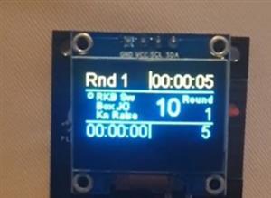 Smart Stop Watch - With ESP32