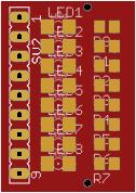 Arduino Beginner LED BOARD