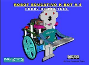 ROBOT K-BOT V.4 - PCB02 DE CONTROL