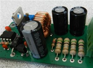 Adjustable Switching Power Supply Using LM2576 [Buck Converter, CC-CV]