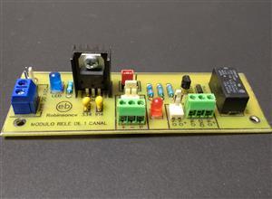 Módulo Relé de 1 canal G6B-1114P-US 5V DC